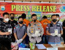 1 Kg Narkoba Gagal Edar di Pinrang, Ini Pelakunya