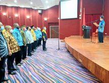 Kukuhkan DPP Permas, Wabup: Bangun Selayar Dari Luar