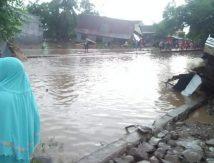 Banjir di Jeneponto Porak-porandakan Ratusan Rumah Warga, Ternyata Ini Penyebabnya