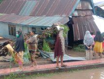 Satu Warga di Jeneponto Meninggal Diterjang Banjir, Berikut Daftar Kerugiannya