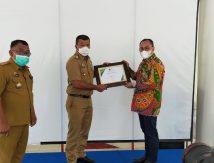 Diganjar Penghargaan, Bupati Bulukumba Evaluasi Kegiatan Dana Desa