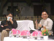 Upst, Ketua DPRD Singgung Kerja-kerja Bupati Ilham Azikin