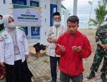 Pakai Cinta, Baznas Ajak Buruh Pelabuhan Bajoe Berburu Berkah