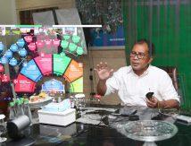 Bersama IDI, Danny Paparkan Sistem Pengendalian Covid-19 di Makassar
