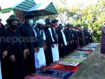 Jemaah An-Nadzir di Gowa Salat Ied Lebih Cepat dari  Pemerintah