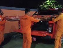 Mobil Terjun di Sungai Pasempe Bone, Satu Orang Ditemukan Meninggal