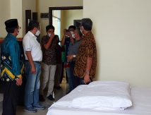 Yuk, Intip Fasilitas Asrama Haji Sudiang Jadi Tempat Isolasi Pasien Covid-19