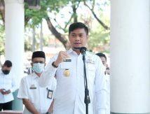 TNI-Polri Awasi Penyaluran Ribuan Bantuan PPKM di Gowa