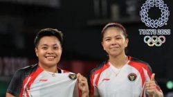 Apri-Grey Jaga Asa Emas Indonesia di Olimpiade Tokyo