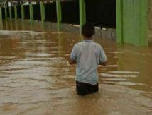 Sempat Surut, Banjir Kembali Terjang Dua Desa di Aceh