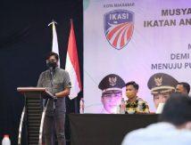 Misi Khusus Kabag Protokol Jadi Nakhoda IKASI Makassar