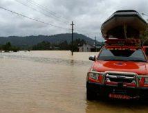 5 Kecamatan Terdampak Banjir, 674 Rumah Jadi Sasaran
