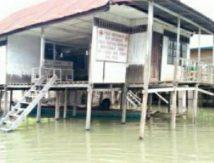 Kasihan! Lebih 600 Rumah Dilanda Banjir di Wajo