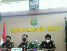 Dugaan Korupsi PDAM Sinjai, Kajari: 25 Saksi Diperiksa