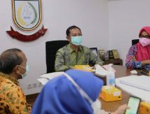 Bersama Kadis PPPA, Sekda Kota Makassar Ikuti Anugerah KPAI 2021