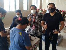 Duet Maut Baznas dan PMI di Tengah Pandemi di Makassar, Simak Aksinya!