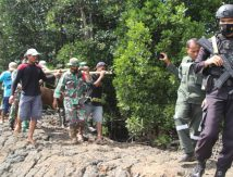 Drama 3 Jam, Bom Pesawat Peninggalan PD Kedua Dievakuasi di Bone