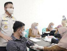 Lembaga Aktif, Bantaeng Gaspol Vaksinasi