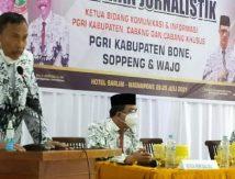 Dua Hari, Guru di Tiga Kabupaten Digembleng Ilmu Jurnalistik