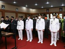 Bupati Rotasi 18 Posisi di Bantaeng, Berikut Nama Pejabat Bergeser