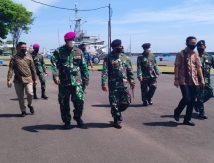 Pertemuan Khusus Bupati Basli Ali bersama Danlantamal VI, Selayar Segera Miliki Pangkalan TNI AL.