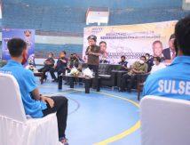 Juara PON XX di Papua, Abdul Hayat Suntik Khusus Atlet Sulsel