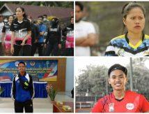 4 Atlet Voli Jadi Anggota Polri; Ada dari Bone, Takalar, dan Luwu Utara