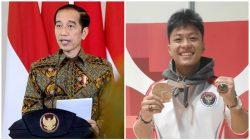 Kejutan Olimpiade Tokyo, Presiden Jokowi: Selamat untuk Rahmat
