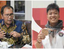 Perunggu Olimpiade Tokyo, Danny Siap Beri Kejutan Rahmat Erwin Abdullah