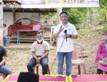 Harap Masyarakat Desa Sejahtera, Asa Bupati Bantaeng di Pala