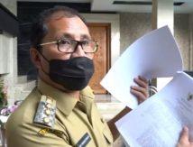 Kontroversi, Danny Terbitkan Surat Edaran Penutupan Tempat Ibadah di Makassar