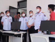 Wejangan Sekda Hayat Resmikan Gedung Training Center 0.4 Nusantara di Maros