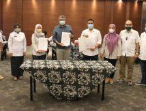 """KALLA-PMI Makassar """"Mesra"""", Gaungkan Partisipasi Donor Darah"""