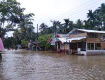 [UPDATE] Banjir di Aceh Jaya Meluas, Segini Jumlah Warga Terdampak