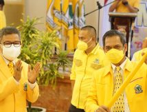 Zulkarnain Arief Pasang Badan untuk Taufan Pawe di Selatan Sulsel