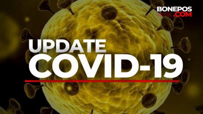 Waspada, Jumlah Kasus Positif Covid-19 di Bone Terus Bertambah
