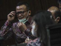 Divonis 5 Tahun Penjara, Edhy Prabowo Ajukan Banding