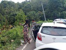 BREAKING NEWS: Poros Bone-Makassar Macet Total, Puluhan Mobil Tertahan