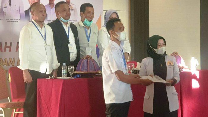 DR Awaluddin Mundur, Cheri Aklamasi Pimpin Kadin Bone