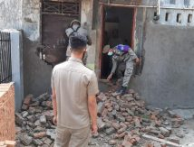 Tembok yang Tutup Akses Jalan Penghafal Al-Qur'an di Makassar Akhirnya Dibongkar