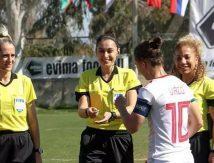 Pimpin Laga RANS Cilegon FC vs Fenerbahce, Wasit Cantik Ini Bikin Gagal Fokus