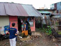 Gandeng SCOG, Yayasan Hadji Kalla Salurkan Sembako di Gowa
