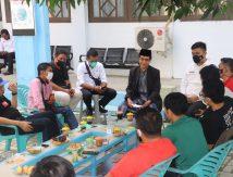 Coffee Morning Bersama Insan Pers Selayar, Wabup Saiful Arif: Jika Bersih, Kenapa Risih