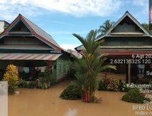 Banjir Rendam Dua Dusun di Luwu Utara, Ini Lokasinya