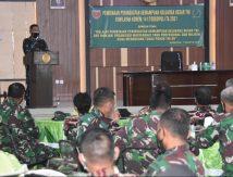 Selesaikan Dinamika Personel TNI, Danrem Ungkap Hal Ini