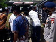 Komandan Brimob Berduka Cita, Ibu Kandung Daswar Tutup Usia