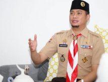 Gelora Adnan Memaknai HUT Pramuka ke-60 Tahun
