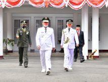 Semangat Kemerdekaan! Plt Gubernur: Selalu Berdoa Keluar dari Masa Sulit Pandemi