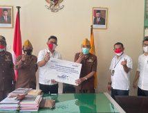 HUT RI ke-76, Mandiri Beri Kado Legiun Veteran Pejuang Republik Indonesia