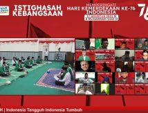 Penuh Warna Peringatan HUT RI Ala Universitas Muslim Indonesia